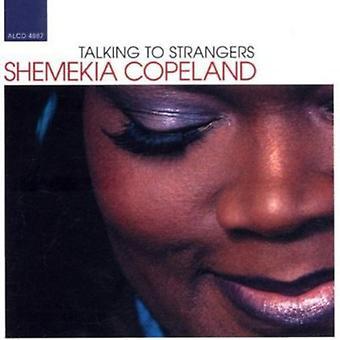 Shemekia Copeland - rozmowy z nieznajomymi [CD] USA import