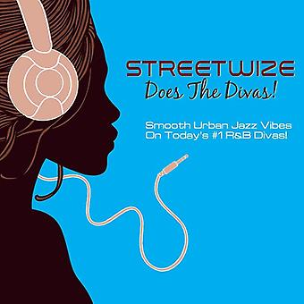 Streetwize - import Divas [CD] USA