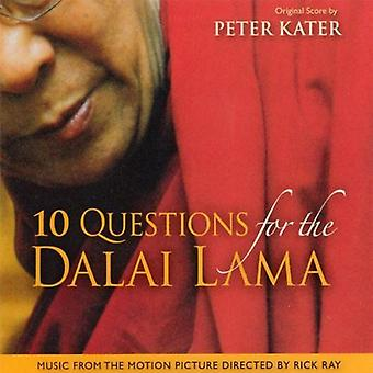 Peter Kater - 10 Questions for the Dalai Lama [Original Score] [CD] USA import