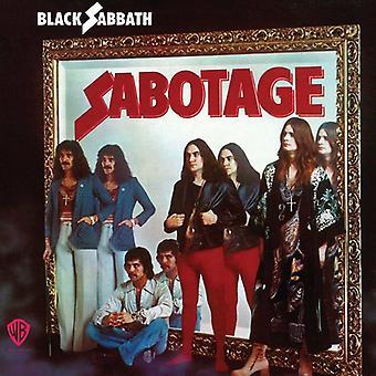 Black Sabbath - Sabotage [CD] USA importeren