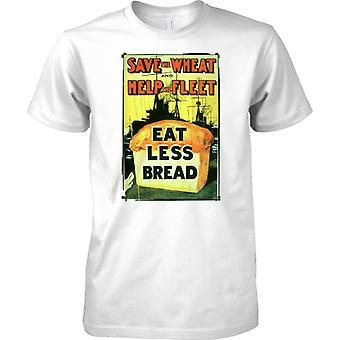 Opslaan van de tarwe - WW2 Propaganda Poster - geallieerde Wereldoorlog - Kids T Shirt