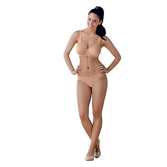 Anita Rosa Faia doble de 5490-722 mujeres piel Beige microfibra no rellenado aros Plus tamaño DD + soporte completo de la Copa del sujetador