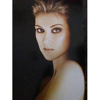 Celine Dion Lets Talk About Love Promotional Poster