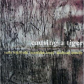 Kihlstedt, Carla/Bossi, Matthias/Ismaily, Shahzad - Causing a Tiger [CD] USA import