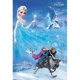 Mural - Frozen Poster Print