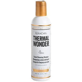 KeraCare Thermal Wonder Cream Cleansing Shampoo 240ml