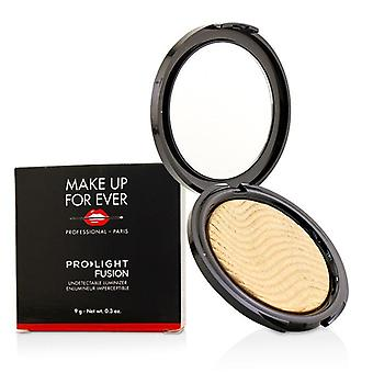 Make Up For Ever Pro Light Fusion Undetectable Luminizer - # 2 (golden) - 9g/0.3oz