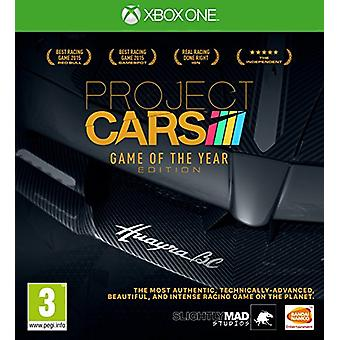 Project CARS - Game of the Year Edition (XboxOne) - New