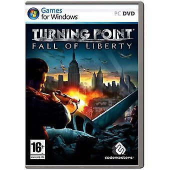 Vändpunkt nedgång av frihet (PC-DVD)-Fabriksförseglat
