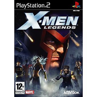 X-men Legends (PS2)-fabriken förseglad