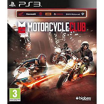 Motorradclub (PS3) - Neu