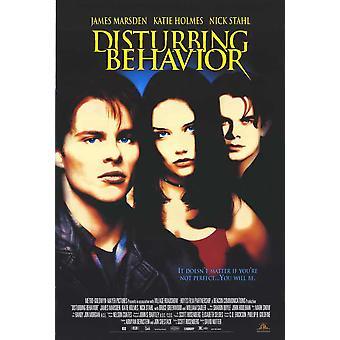 Locandina del film inquietante comportamento (11 x 17)