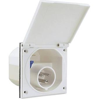 811.100-CO CEE CARA feed-in plug 16 een 3-pin 230 V