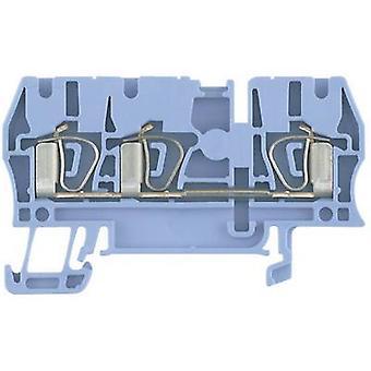 Weidmüller 7907420000-1 ZDU 6/3AN BL 0.5 - 10 mm² Azul