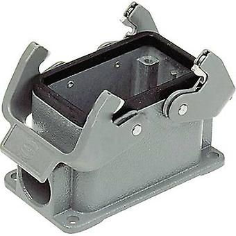 Harting Han® 10B-asg2-QB-16 09 30 010 1271-1 Socket kabinet 1 pc (s)