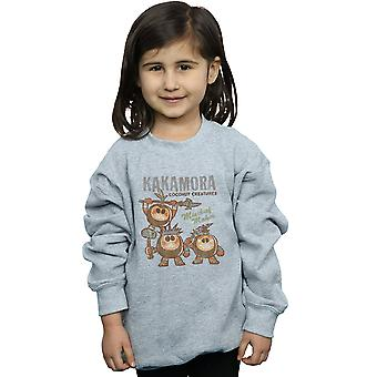 Disney Girls Moana Kakamora Mischief Maker Sweatshirt