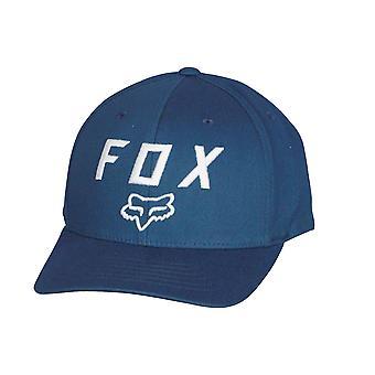 Fox Head 110 Flexfit Snapback Cap ~ Legacy Moth blue