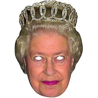 Kraliçe Yüz Maskesi Yüz Kraliçe Karnaval Cadılar Bayramı