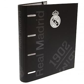 Real Madrid Ring Binder