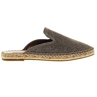 Steve Madden Joe mujeres sandalias alpargatas brillo