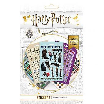 Conjunto de adesivos do Harry Potter 800pc