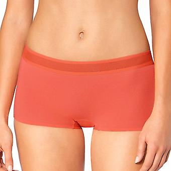 Sloggi Women Ever Fresh Shorty, Papaya, Size L