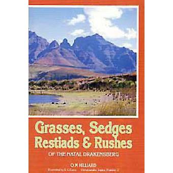 Grassen - Sedges - Restiads en biezen van de Natal Drakensbergen (3e