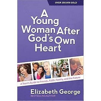 Nuori nainen jälkeen Jumalan oma sydän - teini opas ystävät - jo