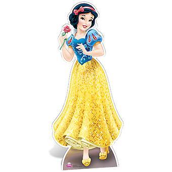 Recorte de papelão princesa Disney branca de neve / cartaz