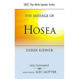 De boodschap van Hosea: graag de liefdeloze (de Bijbel spreekt vandaag)