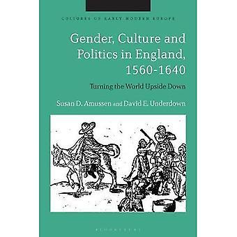 Genere, cultura e politica in Inghilterra, 1560-1640