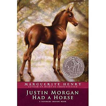 Justin Morgan aveva un cavallo