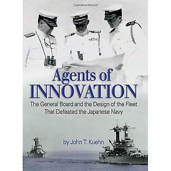 Agents d'Innovation: le Conseil général et la conception de la flotte qui a vaincu la marine japonaise (veste bleue Bks)