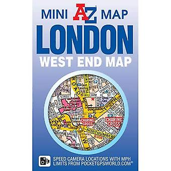 London West End Mini Map