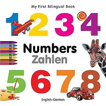 Nummers / Zahlen: mijn eerste tweetalige boek