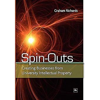 Spin-outs: Het creëren van bedrijven van intellectuele eigendom van de Universiteit
