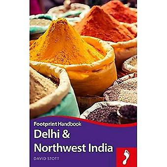 Delhi & Northwest India (Footprint Handbook)