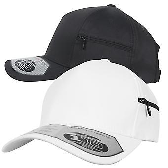 Flexfit tech 110 zip pocket cap