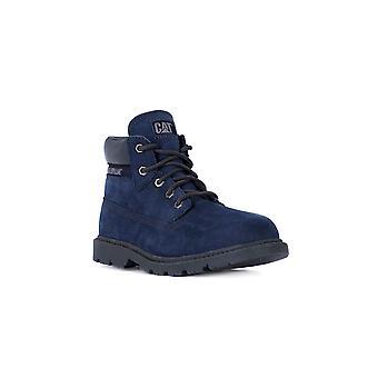 Cat colorado dress blue boots/booties