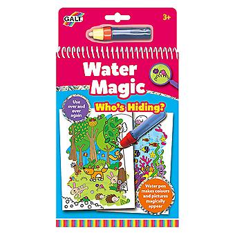 Galt Toys vand magi, der skjuler, malebog for børn