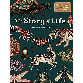 Historien om livet - Evolution (utvidet utgave) av Katie Scott - 9781
