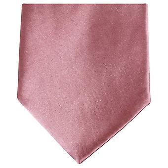 נייטסברידג ' ללבוש פוליאסטר רגיל עניבה-עירום כהה