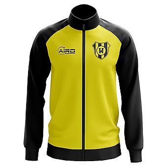 Watford Concept Futbol Parça Ceketi (Sarı)
