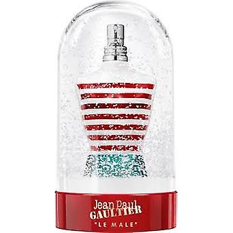 Jean Paul Gaultier Le Male Eau de Toilette 125ml EDT Spray - Christmas Edition