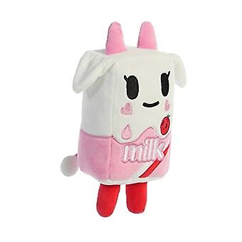 Tokidoki Moofia Strawberry Milk 7.5 Inch Plush