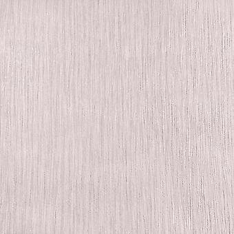 Muriva Texture Lustre Fawn Rose Wallpaper Pearlescent Linear Plain Shiny Finish