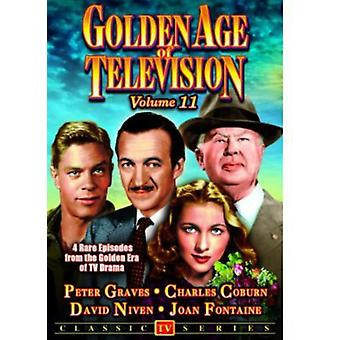 Golden Age of Television: Vol. 11 [DVD] USA import