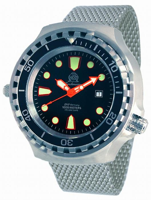 Tauchmeister T0255mil XXL Automatic Dive Watch 1000 M