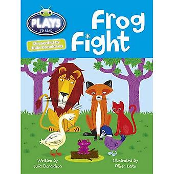 Julia Donaldson Plays Frog Fight (orange) (BUG CLUB)