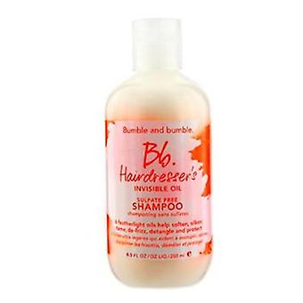 Bumble And Bumble Bb. Hairdresser's Invisible Oil Shampoo (dry Hair) - 250ml/8.5oz